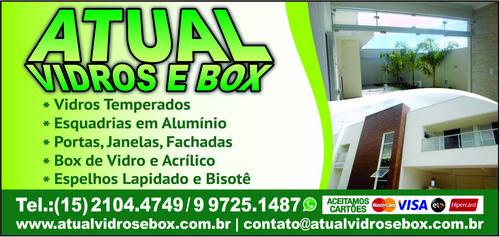 Atual Vidros e Box