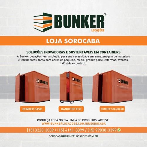 Bunker Locações
