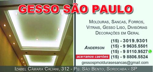 Gesso São Paulo