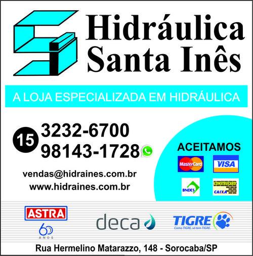 Hidráulica Santa Inês