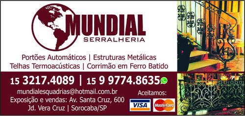Mundial Serralheria
