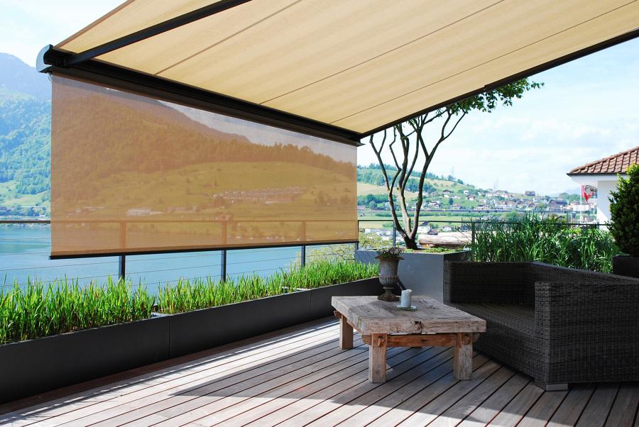 Os 10 tipos de toldos mais procurados guia do construtor - Toldos para patios exteriores ...