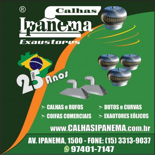 Calhas Ipanema
