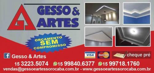 Gesso & Artes