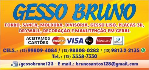 Gesso Bruno