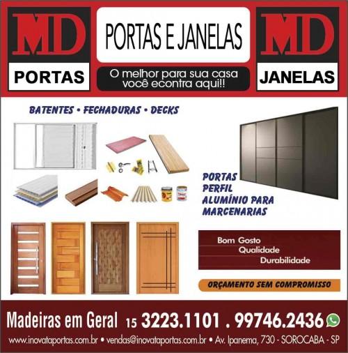 MD Portas e Janelas