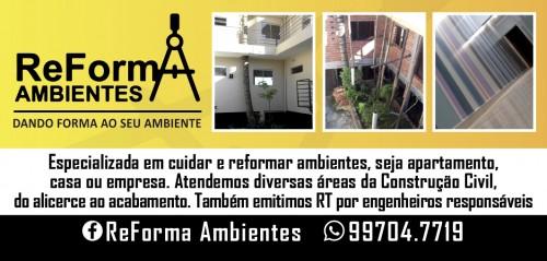 Reforma Ambiente