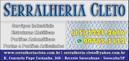 Serralheria Cleto