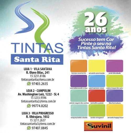 Tintas Santa Rita